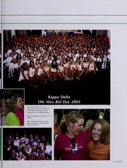 Page 313, 2004 Edition, University of Mississippi - Ole Miss Yearbook (Oxford, MS) online yearbook collection