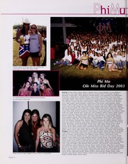 Page 318, 2004 Edition, University of Mississippi - Ole Miss Yearbook (Oxford, MS) online yearbook collection