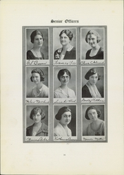 Page 18, 1921 Edition, San Jose State College - La Torre Yearbook (San Jose, CA) online yearbook collection