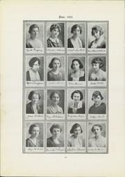 Page 20, 1921 Edition, San Jose State College - La Torre Yearbook (San Jose, CA) online yearbook collection