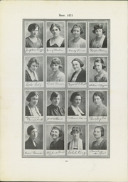 Page 24, 1921 Edition, San Jose State College - La Torre Yearbook (San Jose, CA) online yearbook collection