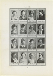 Page 26, 1921 Edition, San Jose State College - La Torre Yearbook (San Jose, CA) online yearbook collection