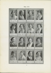Page 28, 1921 Edition, San Jose State College - La Torre Yearbook (San Jose, CA) online yearbook collection