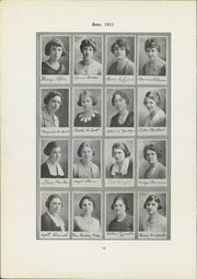 Page 32, 1921 Edition, San Jose State College - La Torre Yearbook (San Jose, CA) online yearbook collection