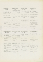 Page 35, 1921 Edition, San Jose State College - La Torre Yearbook (San Jose, CA) online yearbook collection