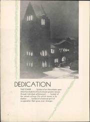 Page 12, 1933 Edition, San Jose State College - La Torre Yearbook (San Jose, CA) online yearbook collection