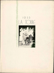 Page 9, 1933 Edition, San Jose State College - La Torre Yearbook (San Jose, CA) online yearbook collection
