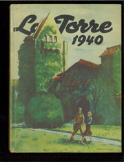1940 Edition, San Jose State College - La Torre Yearbook (San Jose, CA)