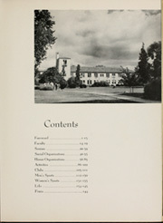 Page 11, 1940 Edition, San Jose State College - La Torre Yearbook (San Jose, CA) online yearbook collection