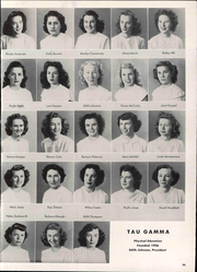 Page 103, 1948 Edition, San Jose State College - La Torre Yearbook (San Jose, CA) online yearbook collection