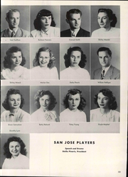 Page 105, 1948 Edition, San Jose State College - La Torre Yearbook (San Jose, CA) online yearbook collection