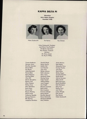 Page 94, 1948 Edition, San Jose State College - La Torre Yearbook (San Jose, CA) online yearbook collection