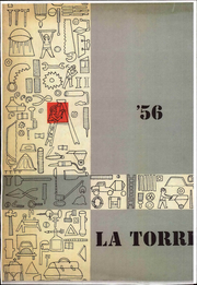 1956 Edition, San Jose State College - La Torre Yearbook (San Jose, CA)