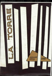 1957 Edition, San Jose State College - La Torre Yearbook (San Jose, CA)