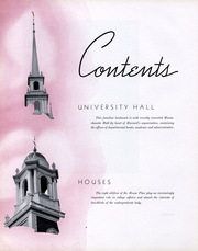 Page 8, 1941 Edition, Harvard University - Red Book Yearbook (Cambridge, MA) online yearbook collection