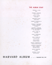 Page 3, 1946 Edition, Harvard University - Red Book Yearbook (Cambridge, MA) online yearbook collection