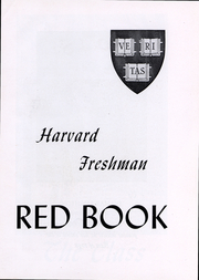 Page 3, 1948 Edition, Harvard University - Red Book Yearbook (Cambridge, MA) online yearbook collection