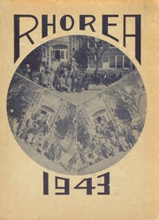 Page 1, 1943 Edition, Great Bend High School - Rhorea Yearbook (Great Bend, KS) online yearbook collection