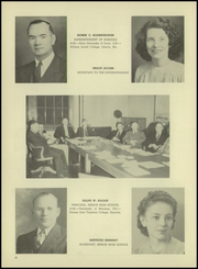Page 10, 1943 Edition, Great Bend High School - Rhorea Yearbook (Great Bend, KS) online yearbook collection