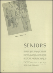 Page 14, 1943 Edition, Great Bend High School - Rhorea Yearbook (Great Bend, KS) online yearbook collection