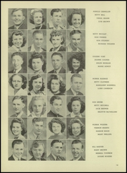 Page 16, 1943 Edition, Great Bend High School - Rhorea Yearbook (Great Bend, KS) online yearbook collection