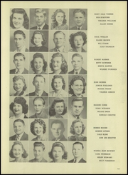 Page 17, 1943 Edition, Great Bend High School - Rhorea Yearbook (Great Bend, KS) online yearbook collection