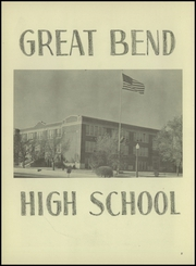 Page 6, 1943 Edition, Great Bend High School - Rhorea Yearbook (Great Bend, KS) online yearbook collection
