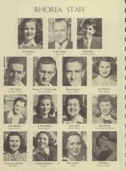 Page 10, 1945 Edition, Great Bend High School - Rhorea Yearbook (Great Bend, KS) online yearbook collection