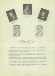 Page 16, 1947 Edition, Great Bend High School - Rhorea Yearbook (Great Bend, KS) online yearbook collection