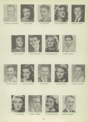 Page 17, 1947 Edition, Great Bend High School - Rhorea Yearbook (Great Bend, KS) online yearbook collection