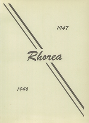 Page 5, 1947 Edition, Great Bend High School - Rhorea Yearbook (Great Bend, KS) online yearbook collection