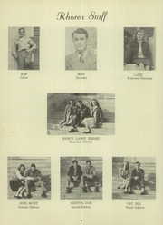 Page 8, 1947 Edition, Great Bend High School - Rhorea Yearbook (Great Bend, KS) online yearbook collection