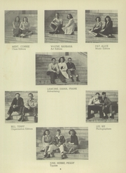 Page 9, 1947 Edition, Great Bend High School - Rhorea Yearbook (Great Bend, KS) online yearbook collection