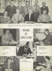 Page 10, 1950 Edition, Great Bend High School - Rhorea Yearbook (Great Bend, KS) online yearbook collection