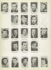 Page 16, 1950 Edition, Great Bend High School - Rhorea Yearbook (Great Bend, KS) online yearbook collection