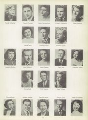 Page 17, 1950 Edition, Great Bend High School - Rhorea Yearbook (Great Bend, KS) online yearbook collection