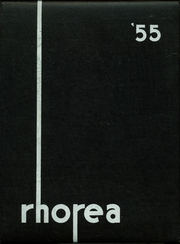 Page 1, 1955 Edition, Great Bend High School - Rhorea Yearbook (Great Bend, KS) online yearbook collection