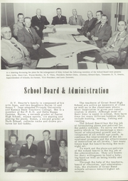 Page 12, 1955 Edition, Great Bend High School - Rhorea Yearbook (Great Bend, KS) online yearbook collection
