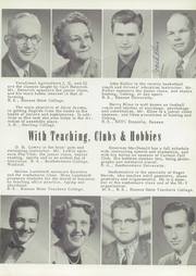 Page 15, 1955 Edition, Great Bend High School - Rhorea Yearbook (Great Bend, KS) online yearbook collection