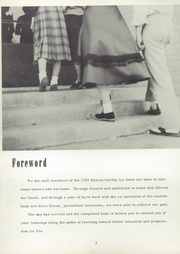 Page 6, 1955 Edition, Great Bend High School - Rhorea Yearbook (Great Bend, KS) online yearbook collection