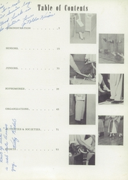Page 7, 1955 Edition, Great Bend High School - Rhorea Yearbook (Great Bend, KS) online yearbook collection