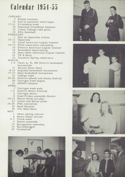 Page 9, 1955 Edition, Great Bend High School - Rhorea Yearbook (Great Bend, KS) online yearbook collection