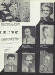 Page 13, 1956 Edition, Great Bend High School - Rhorea Yearbook (Great Bend, KS) online yearbook collection