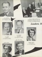 Page 14, 1957 Edition, Great Bend High School - Rhorea Yearbook (Great Bend, KS) online yearbook collection