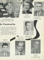 Page 15, 1957 Edition, Great Bend High School - Rhorea Yearbook (Great Bend, KS) online yearbook collection