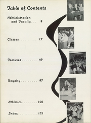 Page 8, 1957 Edition, Great Bend High School - Rhorea Yearbook (Great Bend, KS) online yearbook collection