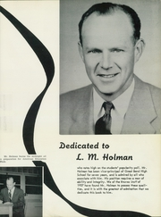 Page 9, 1957 Edition, Great Bend High School - Rhorea Yearbook (Great Bend, KS) online yearbook collection