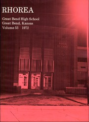Page 5, 1972 Edition, Great Bend High School - Rhorea Yearbook (Great Bend, KS) online yearbook collection