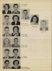 Page 10, 1948 Edition, McPherson High School - Bullpup Yearbook (Mcpherson, KS) online yearbook collection