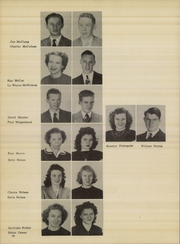 Page 12, 1948 Edition, McPherson High School - Bullpup Yearbook (Mcpherson, KS) online yearbook collection